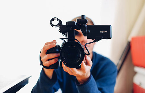 video content marketing on websites
