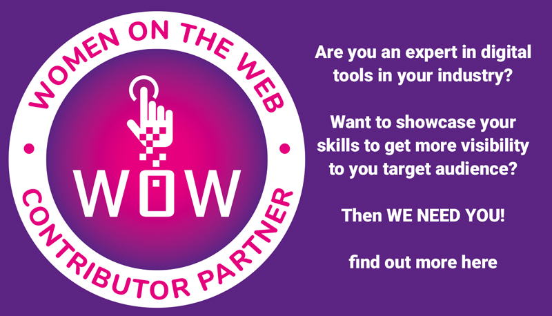 Women On The Web | Woman in Business? Have digital skills? Showcase